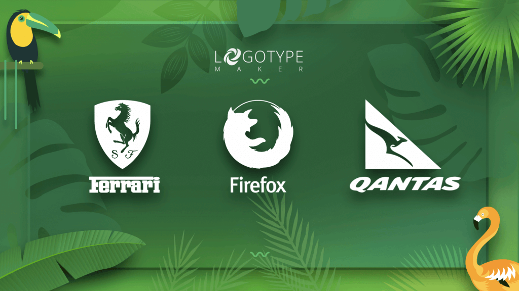 Famous animal logos