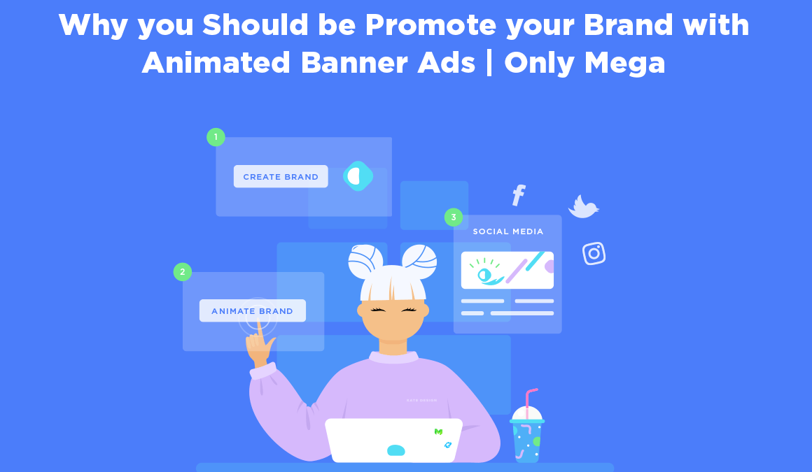 Why you Should Promote your Brand with Animated Banner Ads