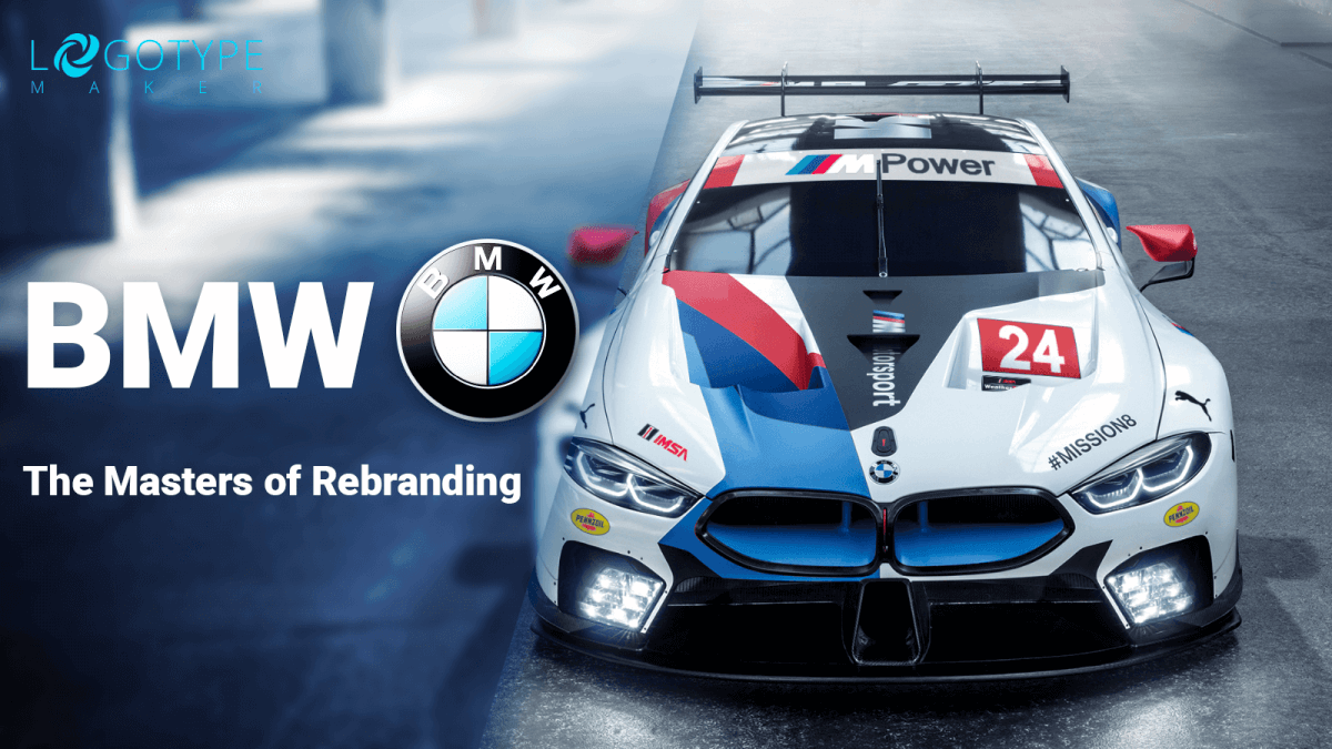 How BMW excelled in business rebranding