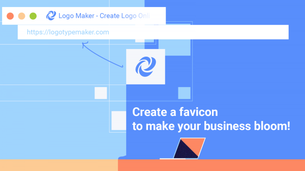 Create a favicon
