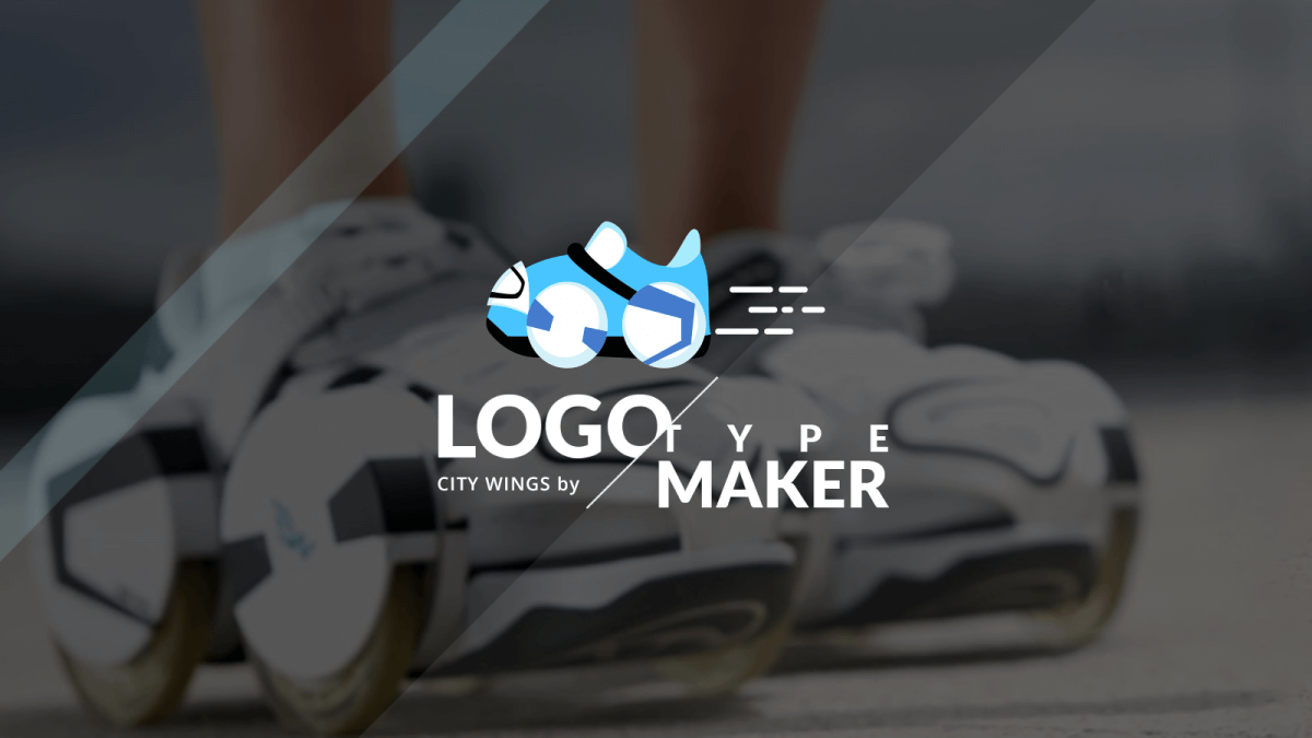Create unique personal logo using Logotypemaker