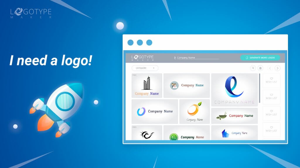 online tools for startup logo