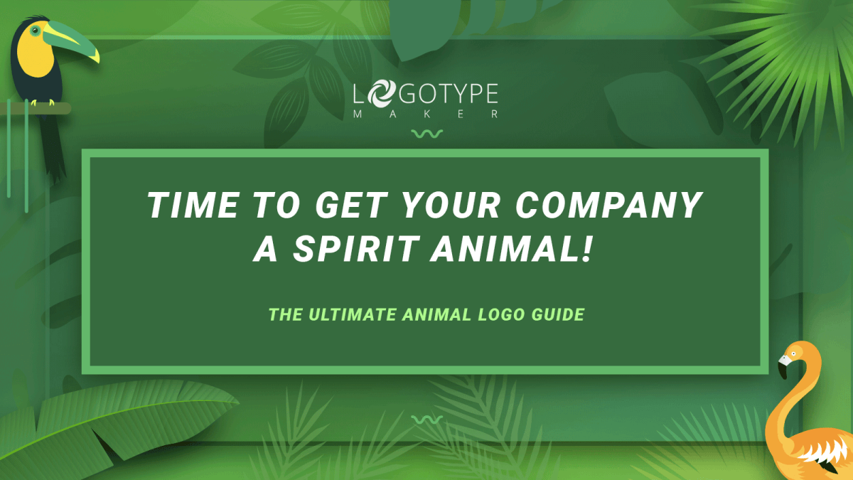 Get your ultimate animal logo guide